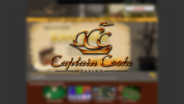 Captain Cook Casino Test