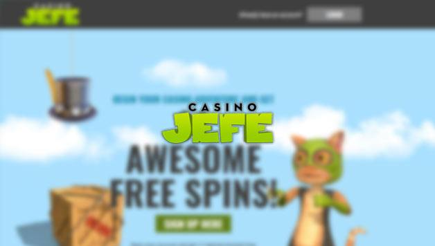 Casino Jefe Review