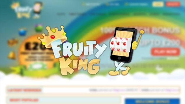 fruity king casino