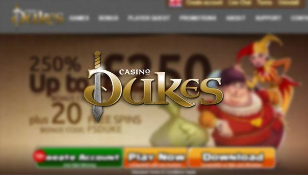 Casino Dukes Review