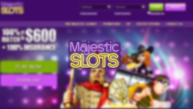 Majestic Slots Casino Review Review