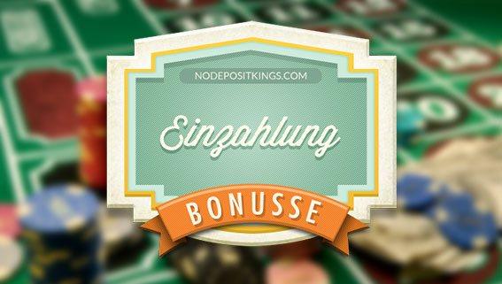 bester einzahlungsbonus casino