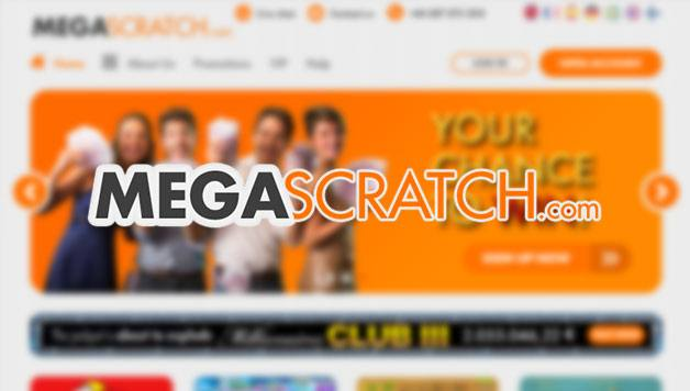 mega scratch casino