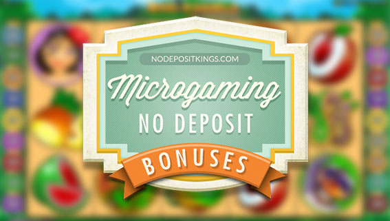 microgaming casino no deposit