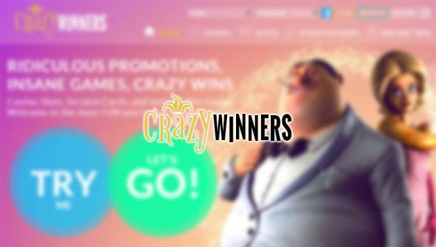 Crazy Winners Casino Online Review With Promotions & Bonuses