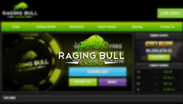 Raging Bull Casino Online Review With Promotions & Bonuses