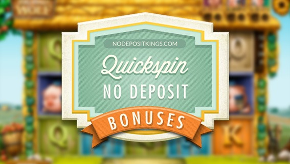 Quickspin No Deposit Casino Bonus