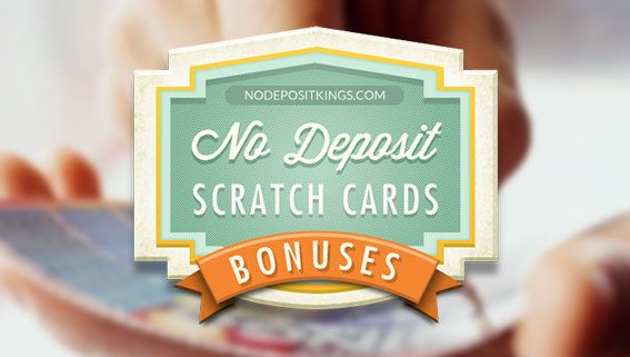 scratch cards no deposit bonus