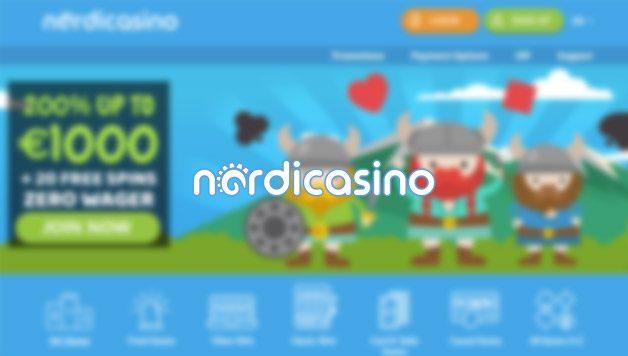 Nordicasino Review