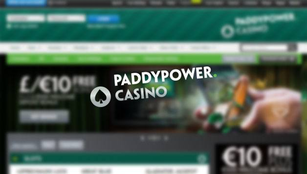 Paddy Power Casino Review