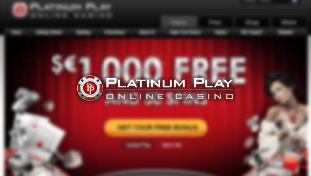 platinum play casino support