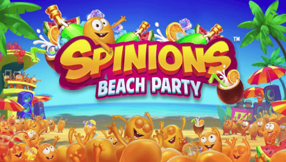 Spinions Beach Party Free Spins With No Deposit