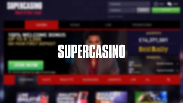 SuperCasino Review