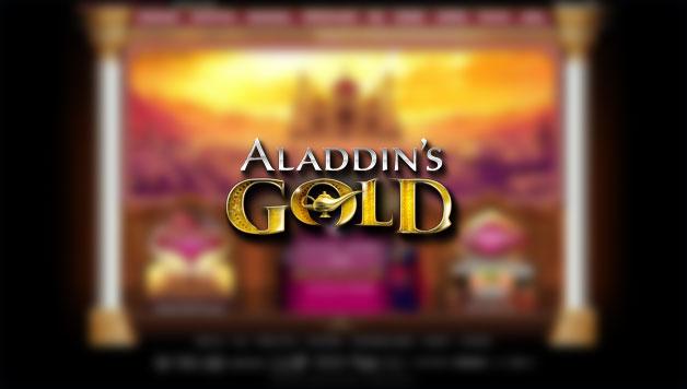 Aladdin's Gold Casino Review