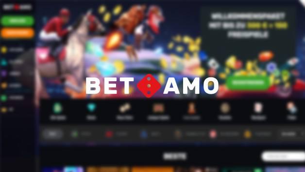 BetAmo Casino Test