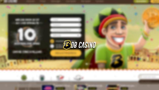Bob Casino Test