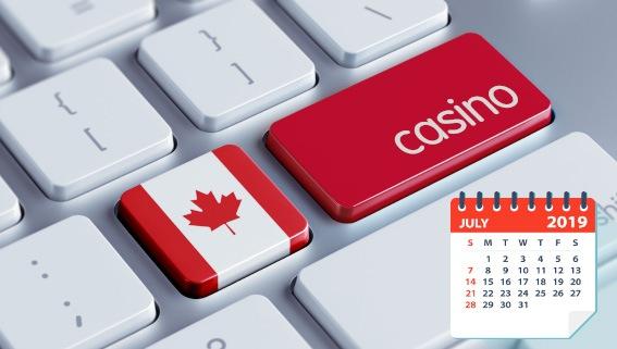 Top 5 Canadian No Deposit Bonuses in July
