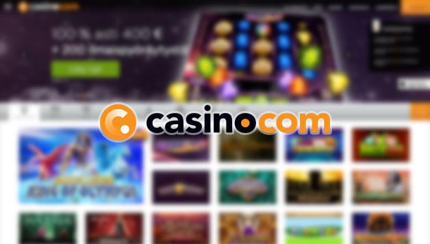 Casino.com Arvostelu