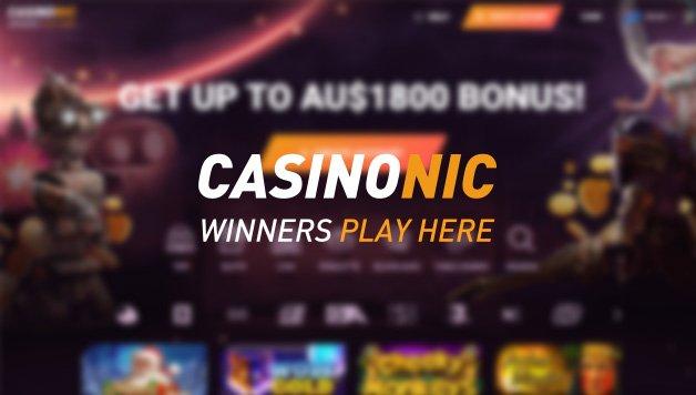 Casinonic Casino Review