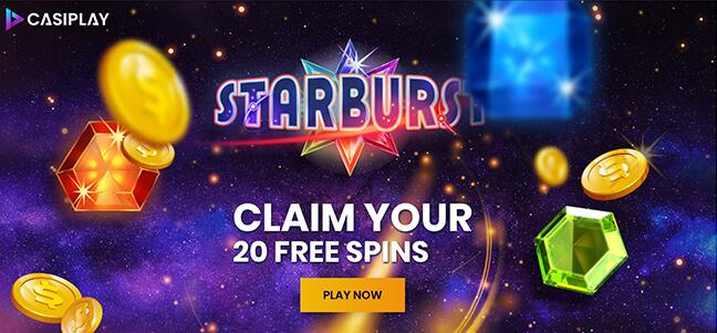 Casiplay Casino – No Deposit Bonus Offer