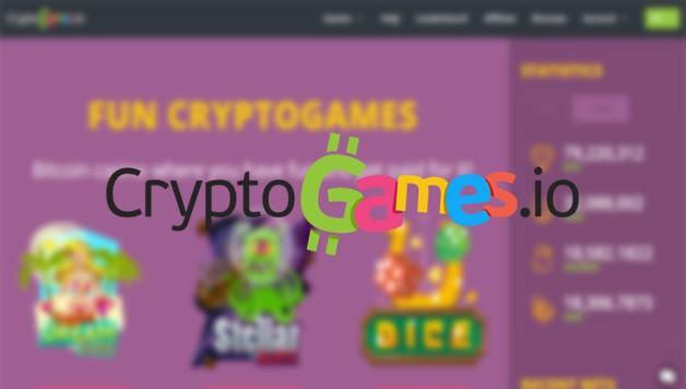Cryptogames.io Review