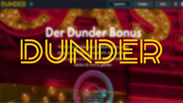Dunder Casino Test