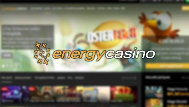 Energy Casino Test