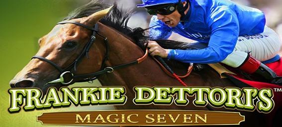 Frankie Dettoris Magic Seven Jackpot