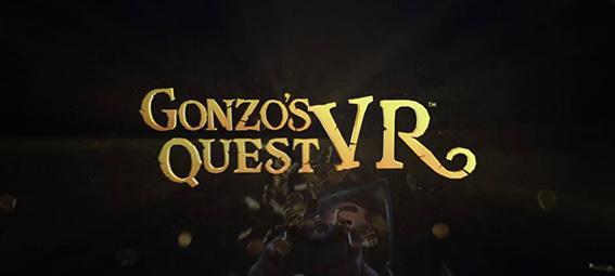 Gonzo's Quest VR – NetEnt