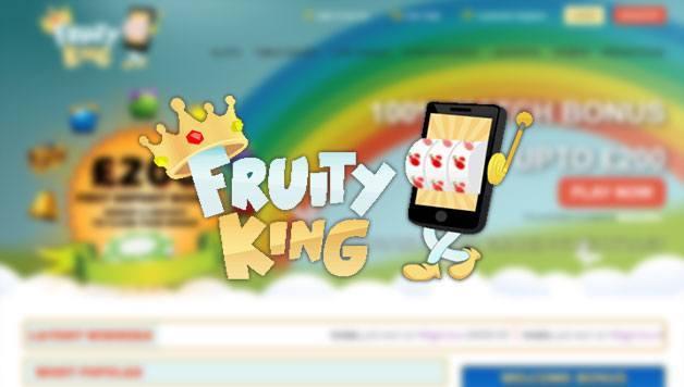 Fruty king casino