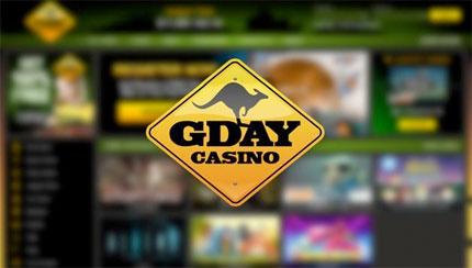 Gday Casino Bewertung