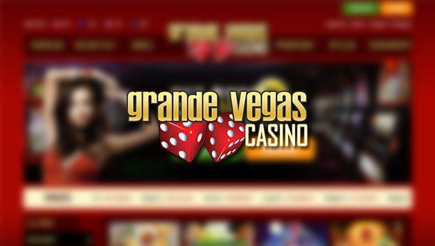 Grande Vegas Casino Test