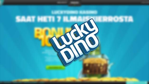 Lucky Dino Casino Arvostelu