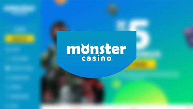 Monster Casino Test