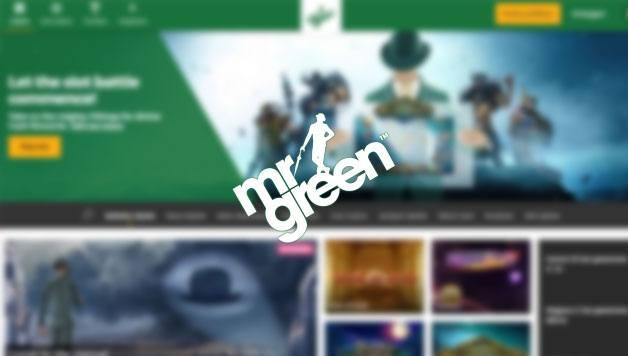 Mr Green Casino Test