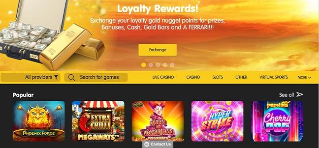 24k Casino – No Deposit Bonus Offer