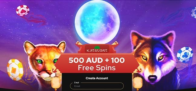 Katsubet Casino – No Deposit Bonus Offer