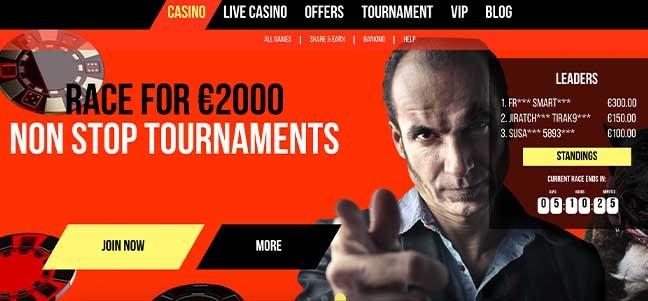 OG Casino – No Deposit Bonus Offer