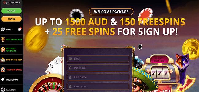 PlayAmo Casino – No Deposit Bonus Offer