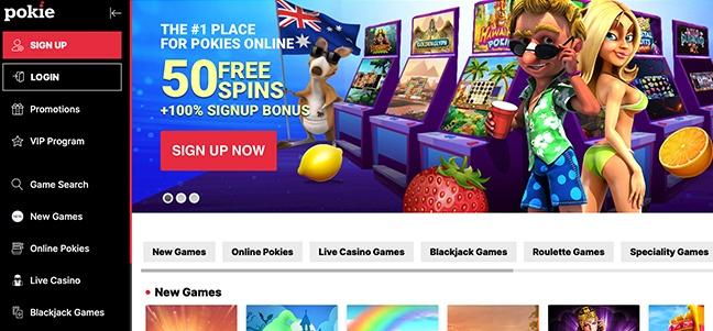 Pokie Place Casino – No Deposit Bonus Offer
