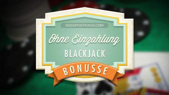Blackjack ohne Einzahlung