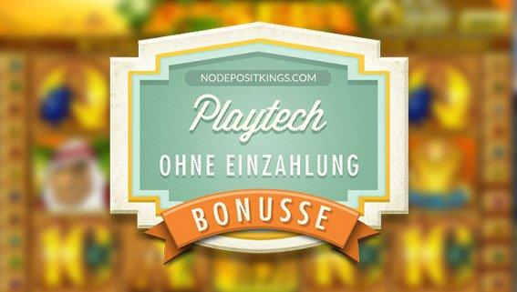 Playtech Casino Bonus Ohne Einzahlung