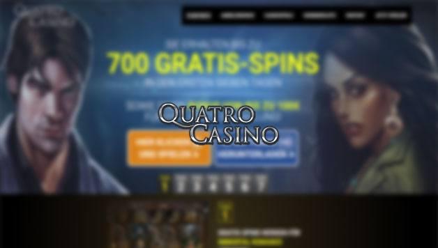 Quatro Casino Test