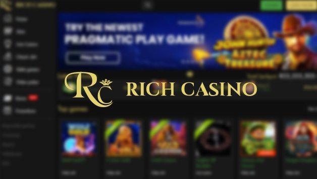 Rich Casino Test