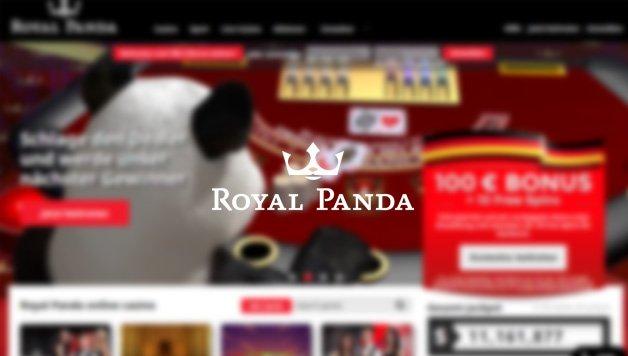 Royal Panda Casino Test