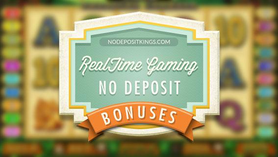 RTG No Deposit Casino Bonuses