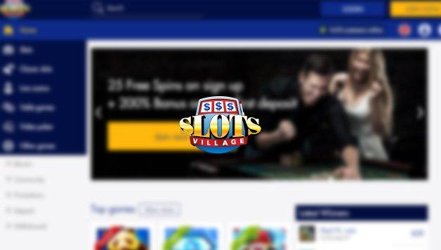 Slots Village Casino Review