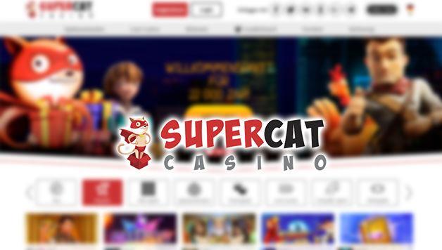 Supercat Casino Test