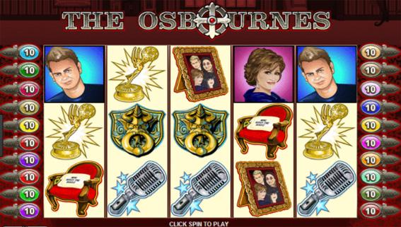 The Osbourne's Slot