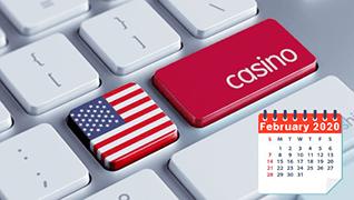 Top 5 USA No Deposit Bonuses In February 2020